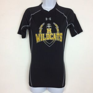 Under Armour Compression Heat Gear Wildcats Top